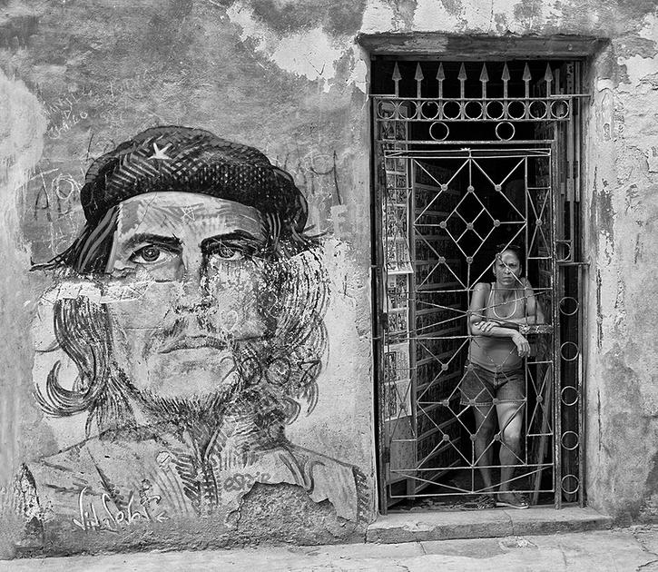 Havana: Che lives here